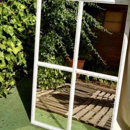 Espejo Ventana Francesa