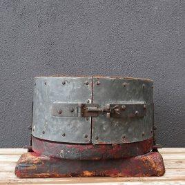 Caldero forrado hierro