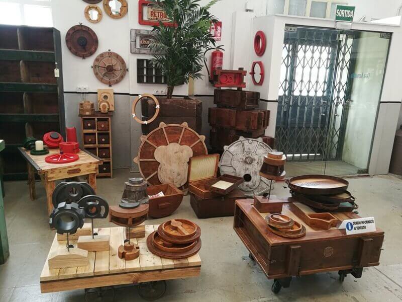 Kecuco en Mercantic…¿Vienes a vernos?